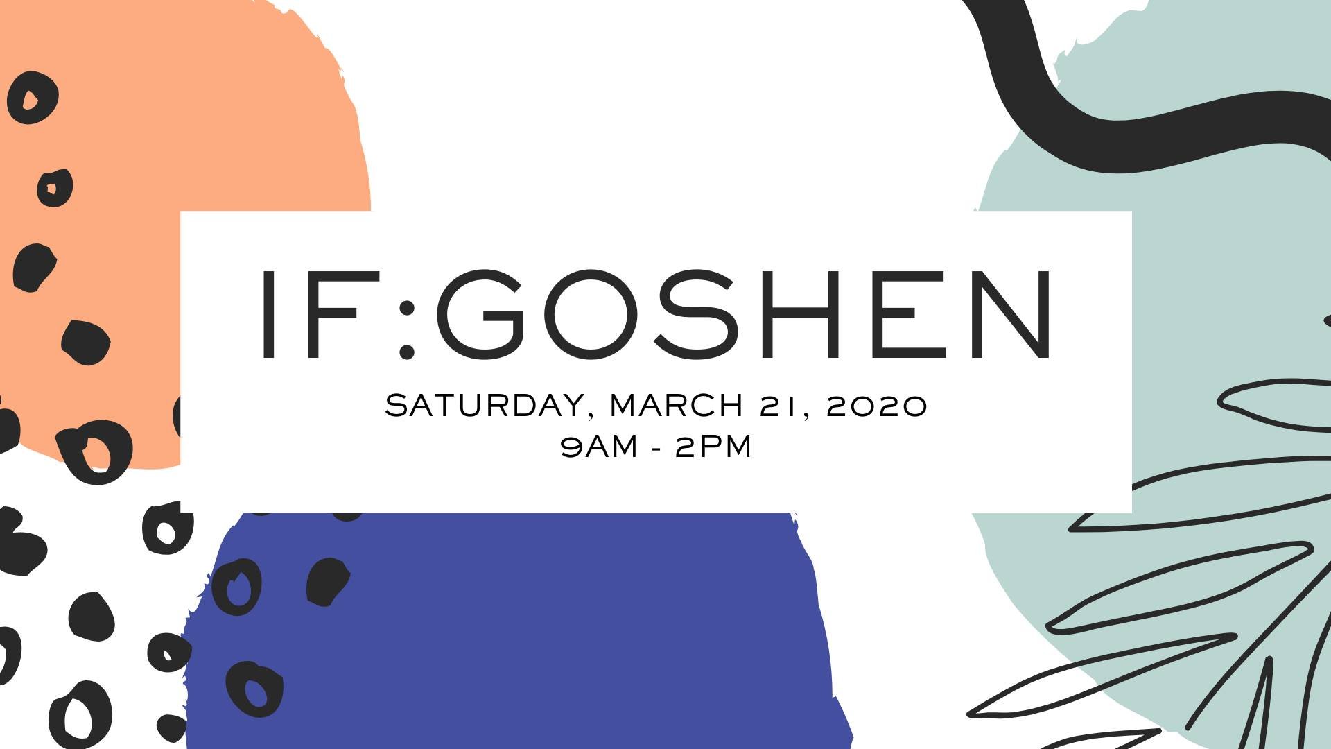 Women's Conference IF:Gathering - March 21st
